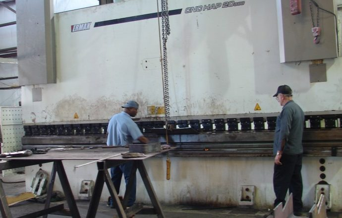 Premium Metal Fabrication