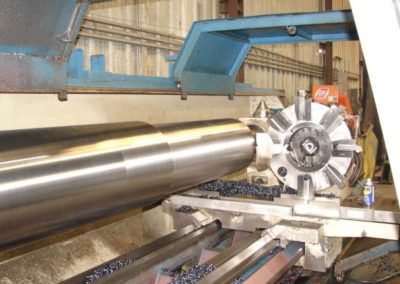 Clayton Industries CNC Lathe