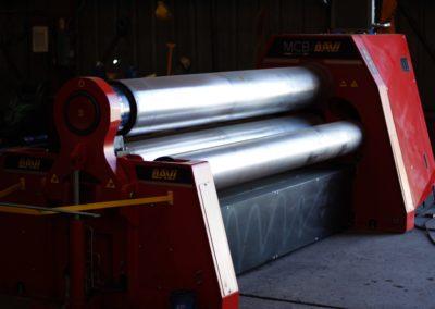 Clayton Industries Plate Roller