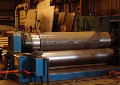 Clayton Industries Roller Machine